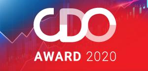 Премия CDO Award 2020
